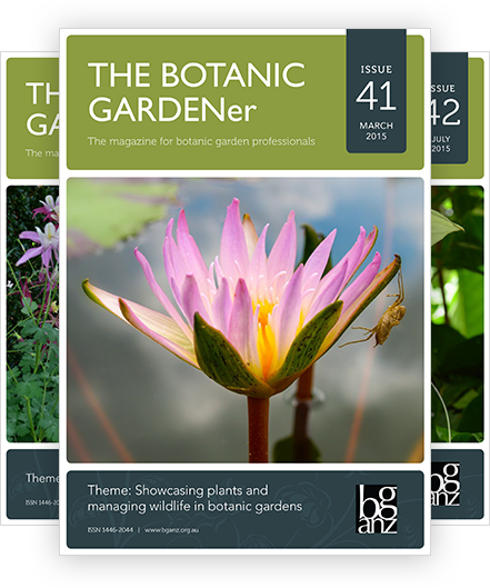 Botanic GARDENer Magazine